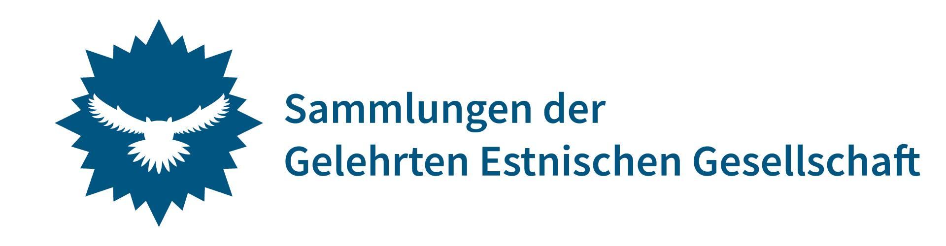 Sammlungen der Gelehrten Estnischen Gesellschaft